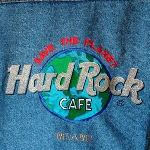 Hard Rock Denim